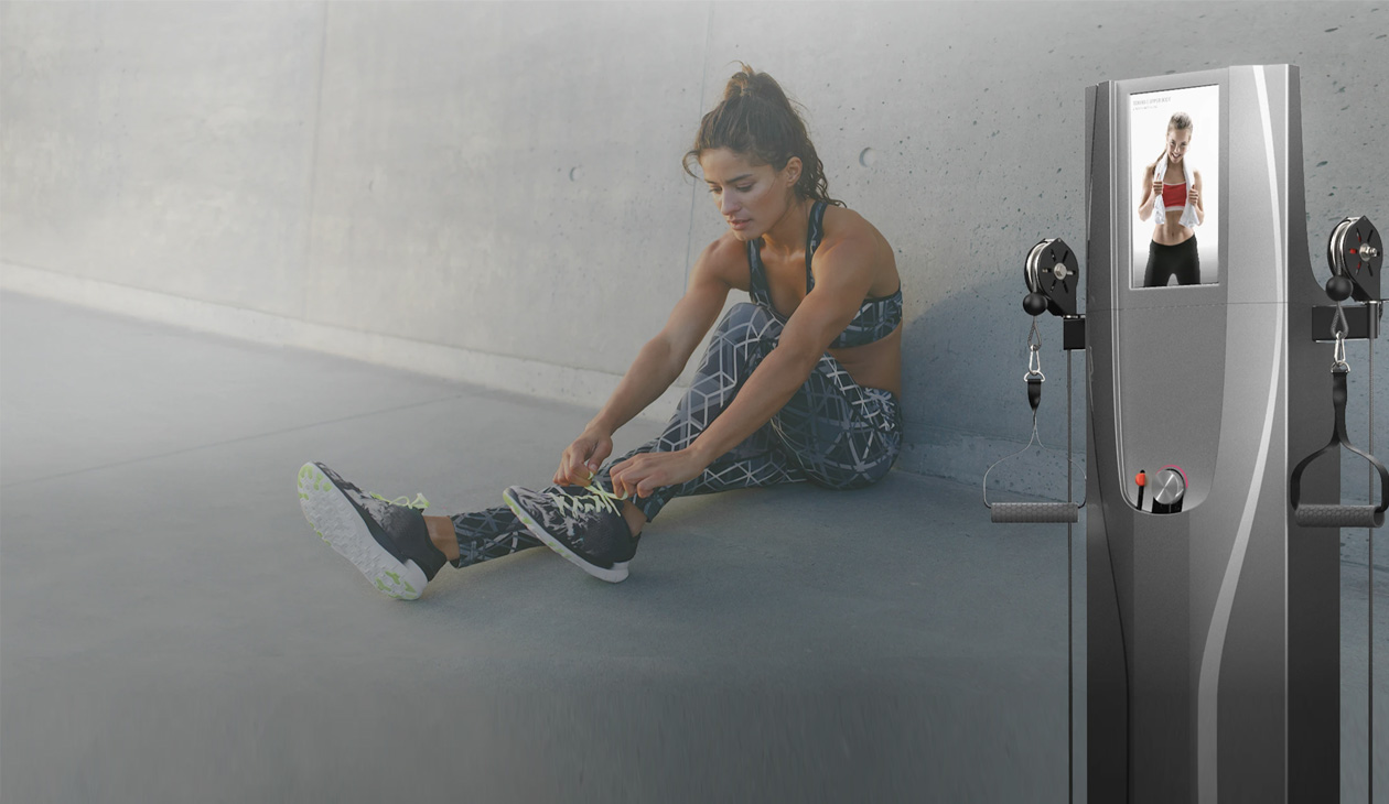 The Wall Trainer